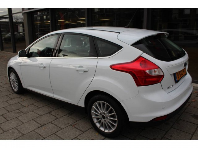 Ford Focus 1.0 EcoBoost 125pk