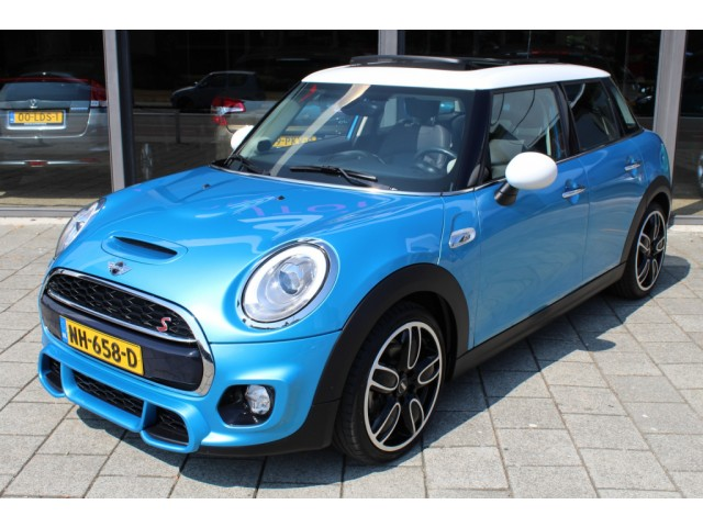 MINI Mini 2.0 COOPER S CHILI SERIOUS BUSINESS JCW