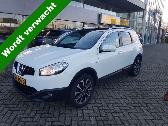 Nissan QASHQAI+2 2.0 Connect Edition 7P // NAVI // CAMERA // CLIMATE