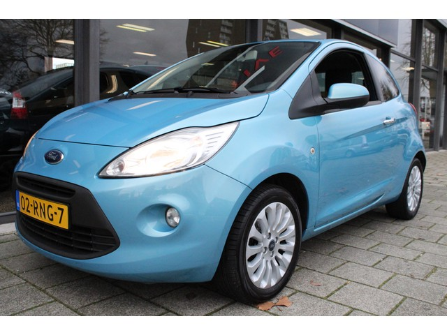 Ford Ka 1.2 Titanium X start/stop / climate control / LMV/ NED Auto