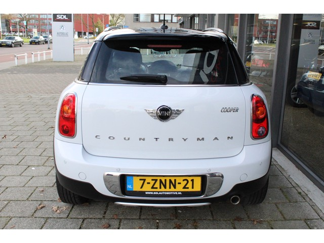 MINI Countryman 1.6 Cooper Knockout Edition