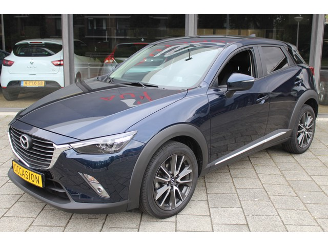 Mazda CX-3 2.0 SkyActiv-G 120 GT-M // NAVI // LEDER // HEAD-UP
