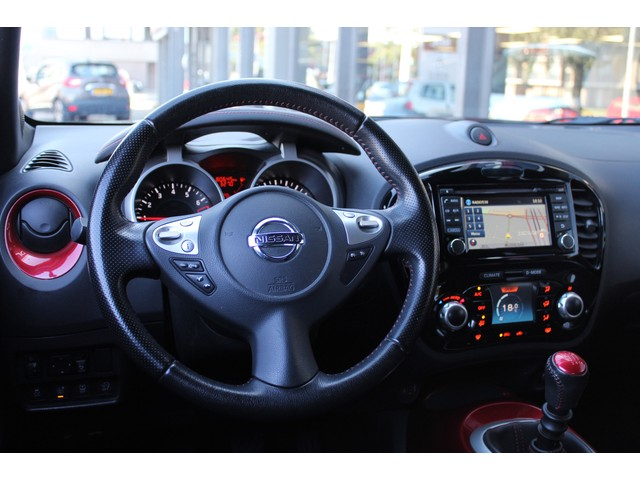 Nissan Juke 1.2 DIG-T S/S Connect Edition // NAVI // 360 CAMERA // CLIMATE