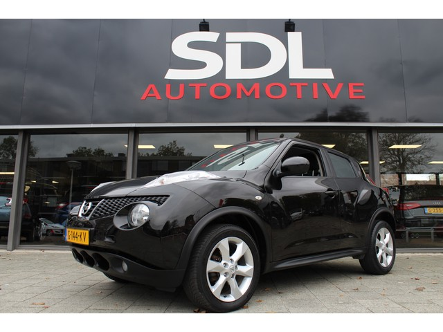 Nissan Juke 1.6 Connect Edition // NAVI // LMV