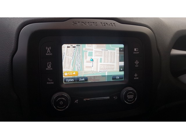 Jeep Renegade 1.4 MultiAir Limited // NAVI // CLIMA // PDC