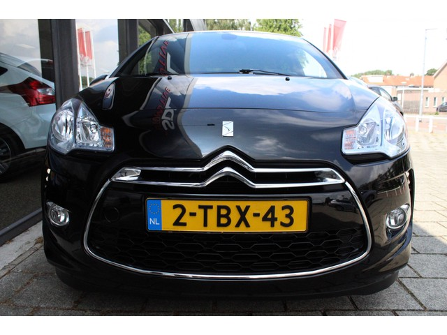 Citroen DS3 1.2 VTi So Chic AUT // NAVI // CLIMATE