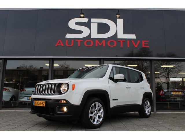 Jeep Renegade 1.4 MultiAir Limited // NAVI // PDC // LMV