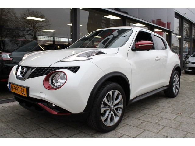 Nissan Juke 1.2 DIG-T S/S Connect Edition // NAVI // CLIMA // CAMERA