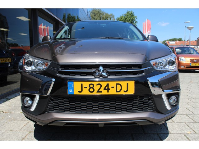 Mitsubishi ASX 1.6 Cleartec Instyle // NAVI // CLIMATE