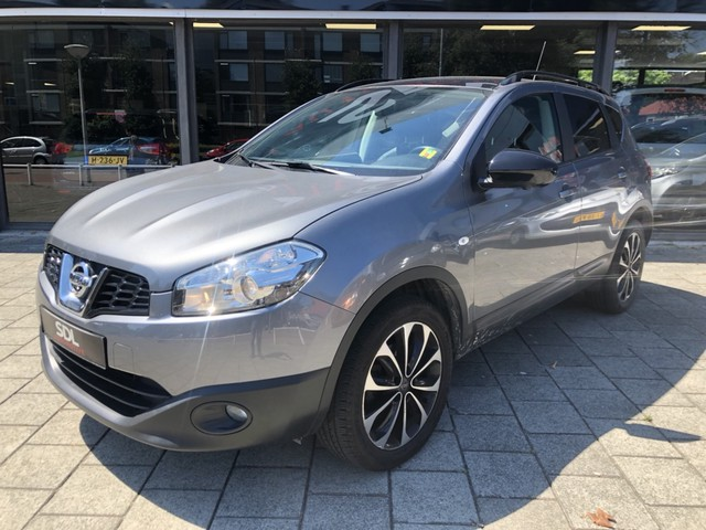 Nissan Qashqai 1.6 Connect Edition // NAVI // CAMERA // CLIMA