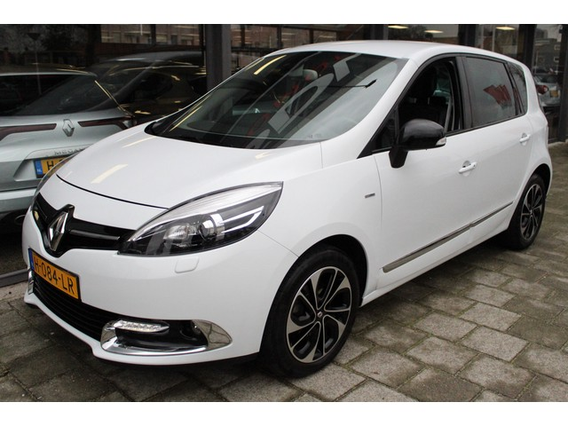 Renault Scenic 1.2 TCe Limited BOSE  // NAVI // 130PK // CLIMATE