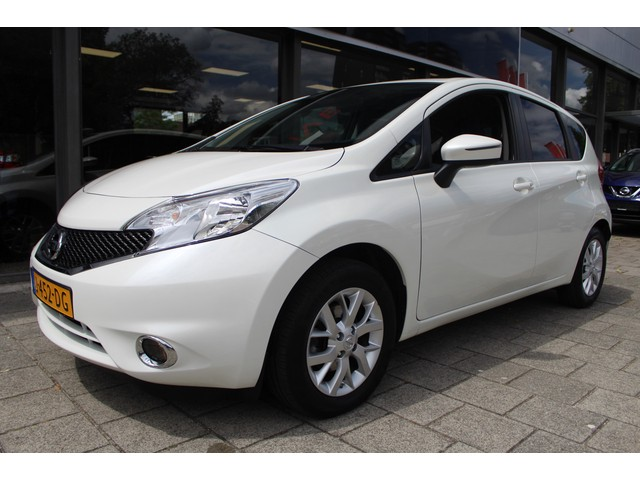 Nissan Note 1.2 Connect Edition //  NAVI // CLIMATE