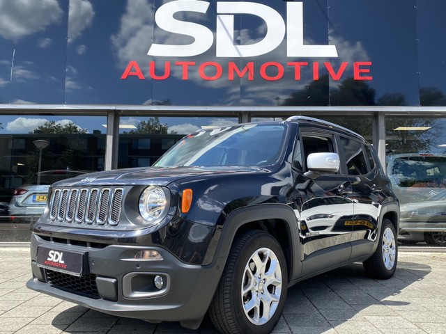 Jeep Renegade 1.4 MultiAir Limited AWD // NAVI // CLIMATE // LMV