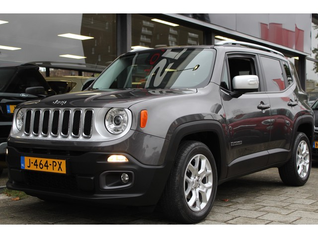 Jeep Renegade 1.4 MultiAir Limited // CLIMATE // NAVI // CRUISE