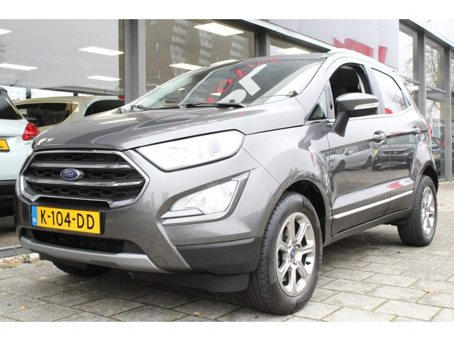 Ford EcoSport 1.0 EcoBoost Titanium // CAMERA // NAVI // NEW MODEL!
