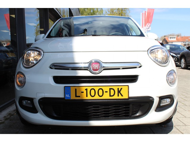 Fiat 500X 1.6 Cross // CLIMATE // GROOT NAVI // CRUISE